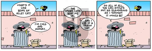 Crumb on Saturday February 27, 2021 Comic Strip