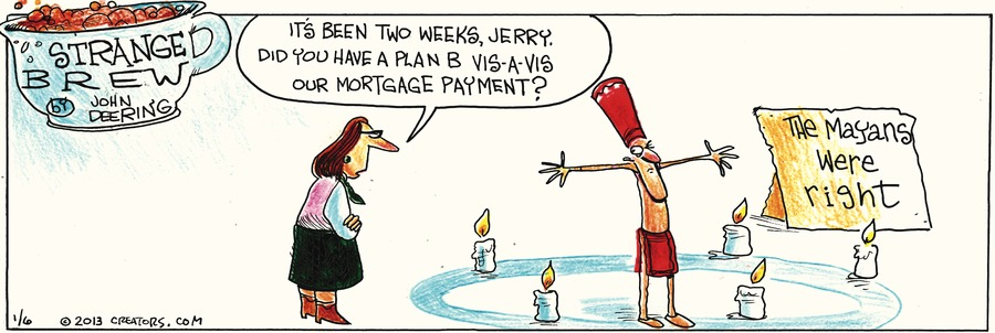 Strange Brew for Jan 6, 2013 Comic Strip