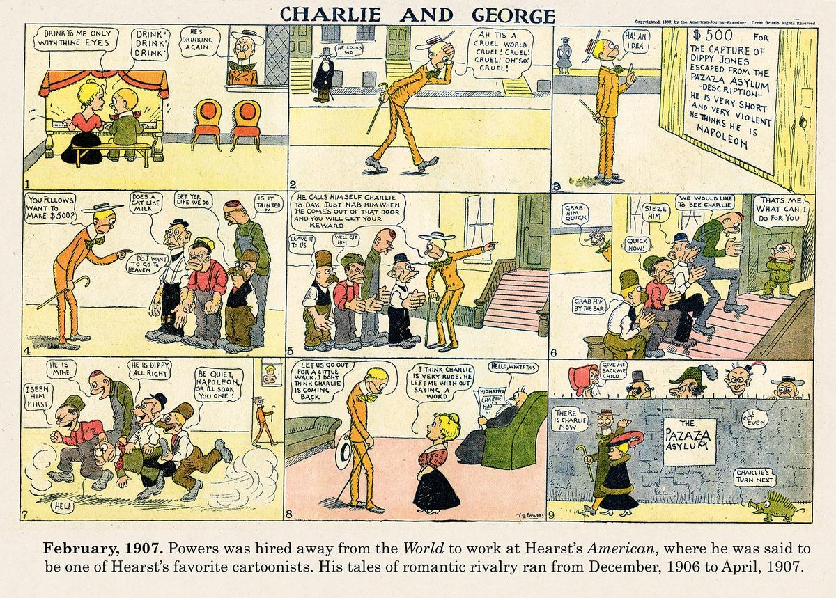Origins of the Sunday Comics Comic Strip for June 28, 2021