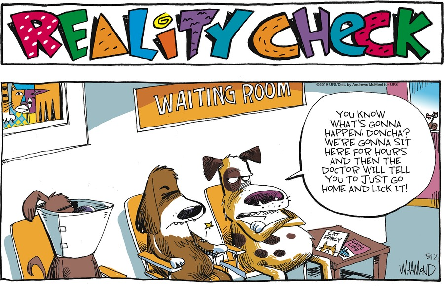 Reality Check by Dave Whamond for May 12, 2019