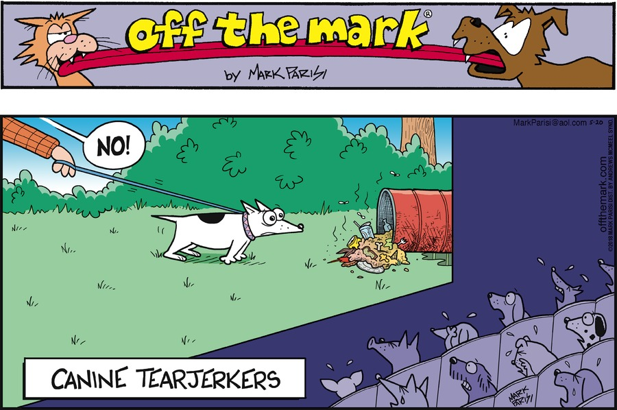 Off the Mark for May 20, 2018 Comic Strip