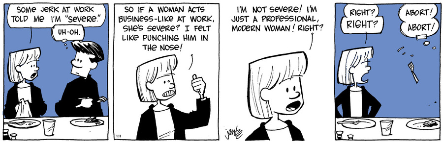 The Norm Classics for Jan 16, 2015 Comic Strip