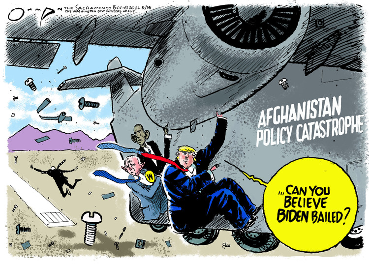 Jack Ohman Comic Strip for August 18, 2021