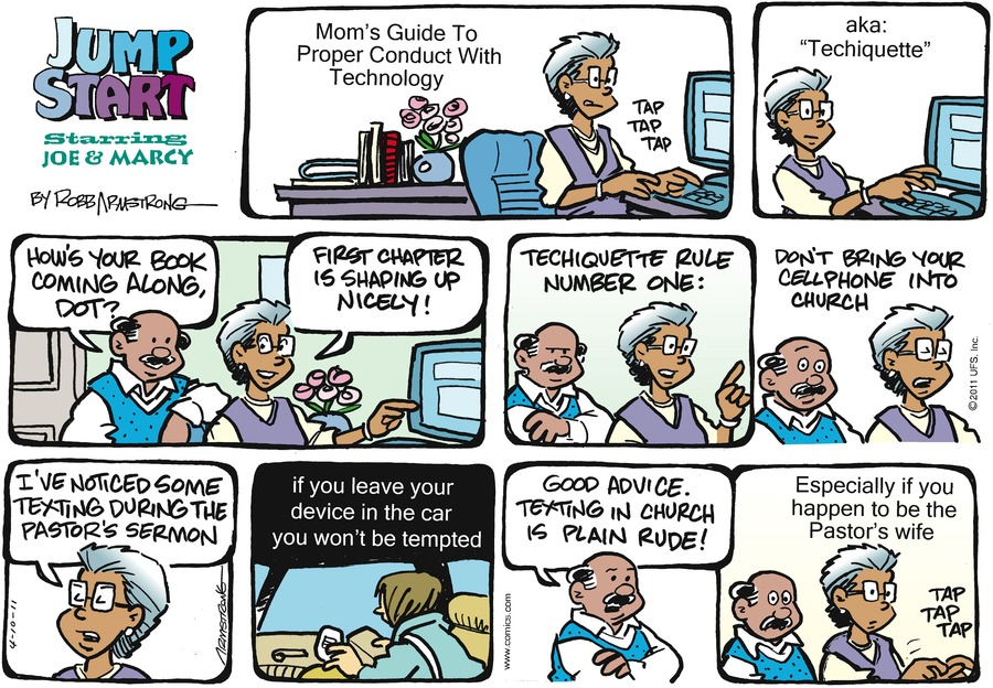 JumpStart Comic Strip for April 10, 2011