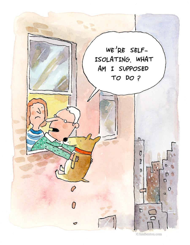 Jim Benton Cartoons Comic Strip for June 07, 2020