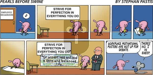 Pearls Before Swine on Sunday September 9, 2018 Comic Strip