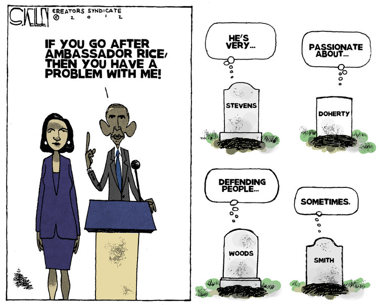 Steve Kelley Comic Strip for November 17, 2012