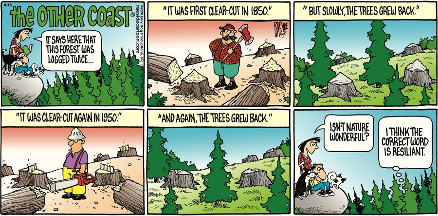 The Other Coast Comic Strip for June 16, 2019