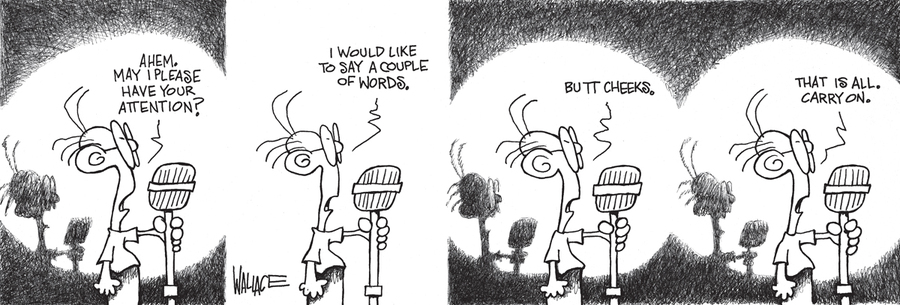 Nothing is Not Something for Jan 28, 2013 Comic Strip