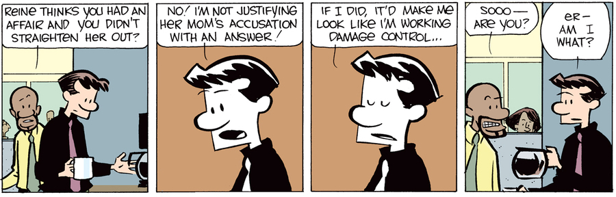 The Norm Classics Comic Strip for June 30, 2020