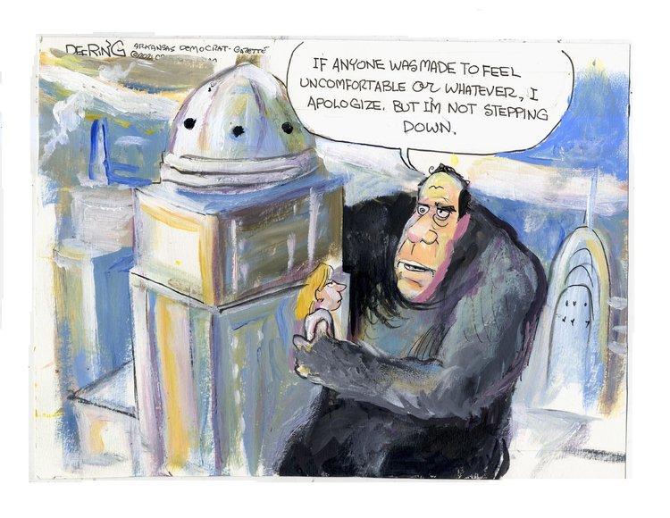 John Deering Comic Strip for March 16, 2021
