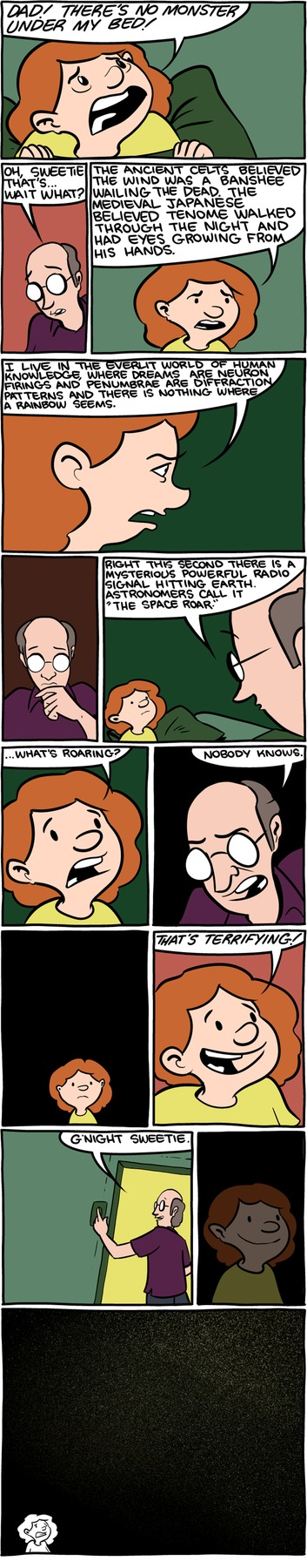 Saturday Morning Breakfast Cereal for Oct 12, 2014 Comic Strip