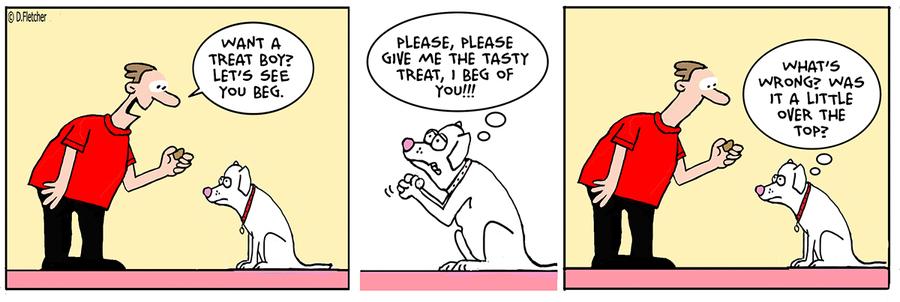 Crumb Comic Strip for June 12, 2019