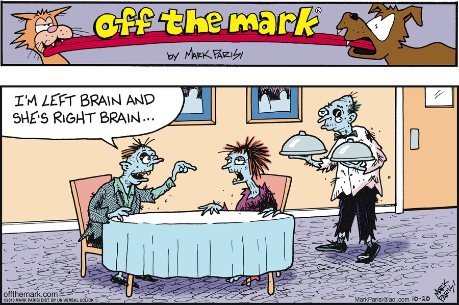 Off the Mark for Oct 20, 2013 Comic Strip