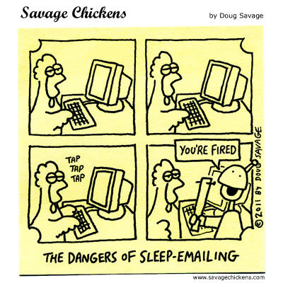 Savage Chickens Comic Strip for January 07, 2015
