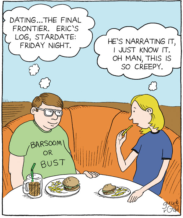 Brevity Comic Strip for July 29, 2005