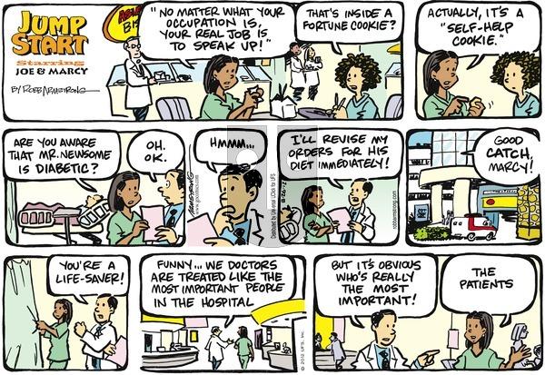 JumpStart on Sunday August 26, 2012 Comic Strip