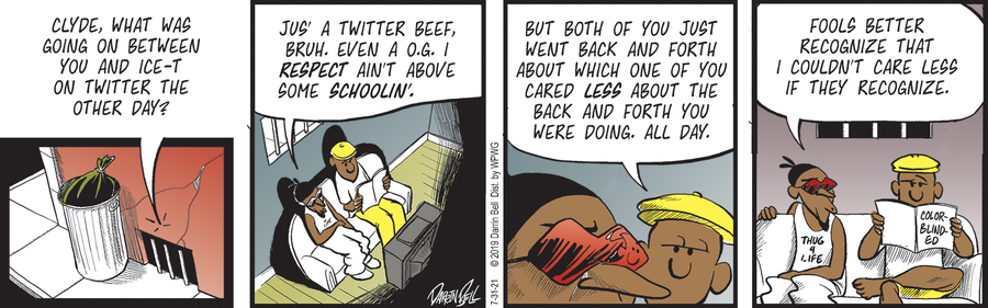 Candorville Comic Strip for July 31, 2021
