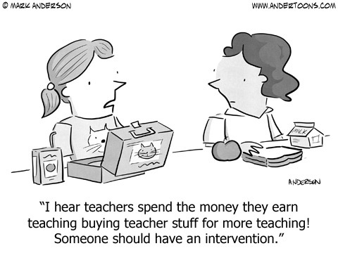 Andertoons Comic Strip for February 27, 2016