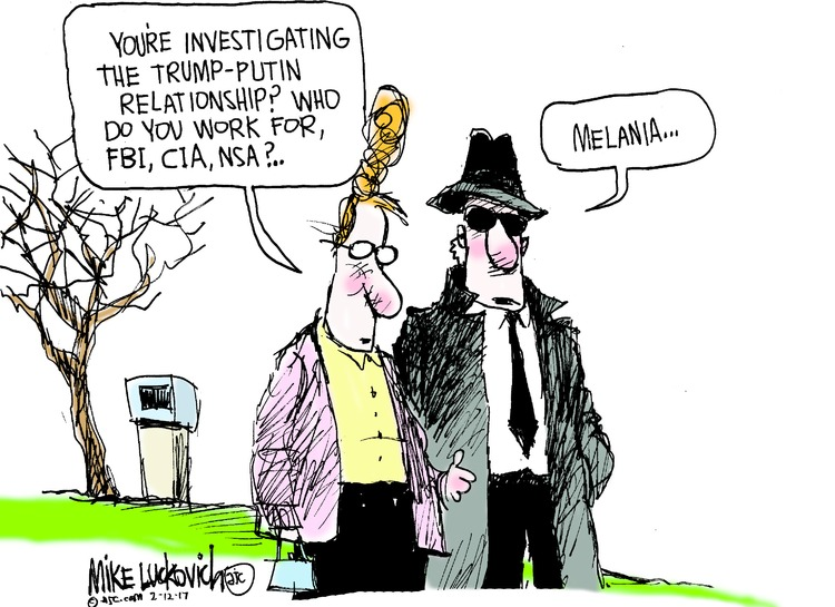Mike Luckovich Comic Strip for February 12, 2017