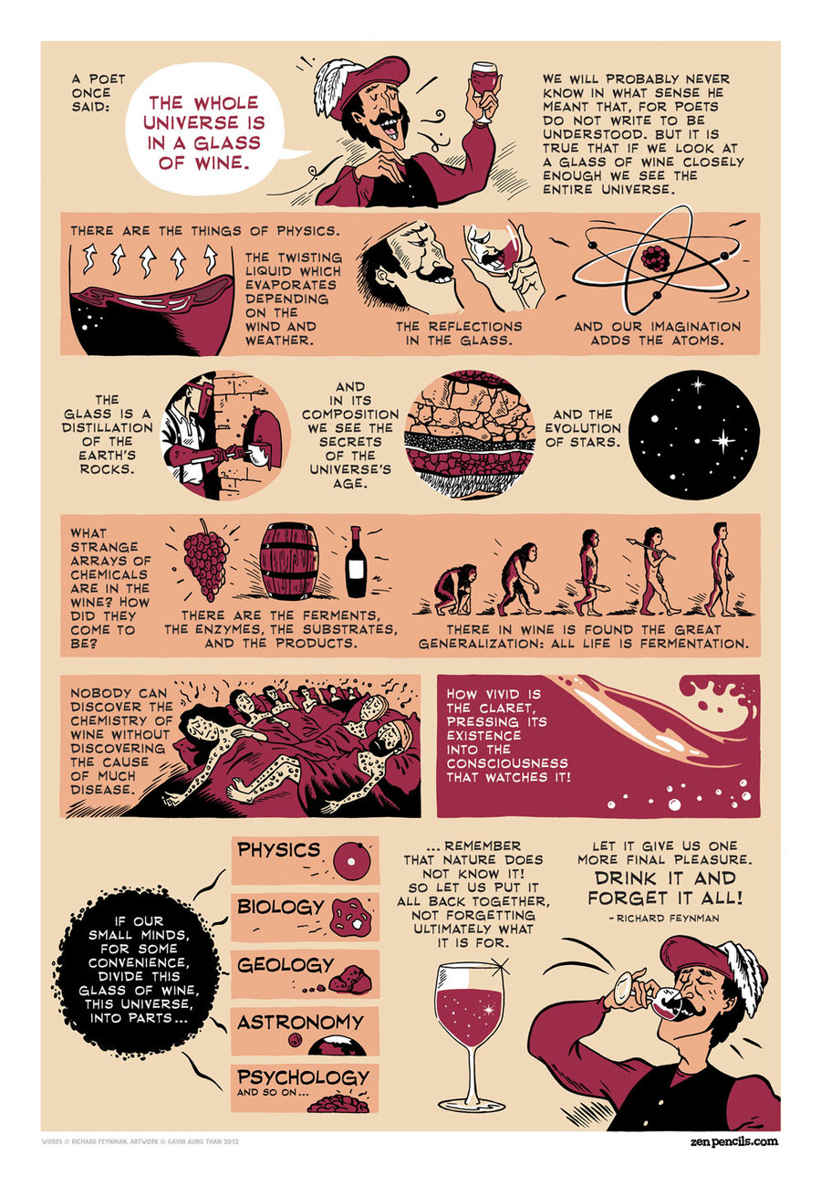 Zen Pencils Comic Strip for November 11, 2013