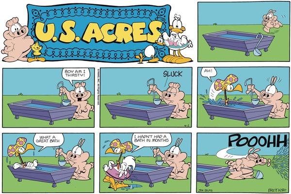 U.S. Acres
