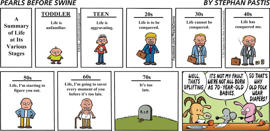 Pearls Before Swine for May 5, 2013 Comic Strip