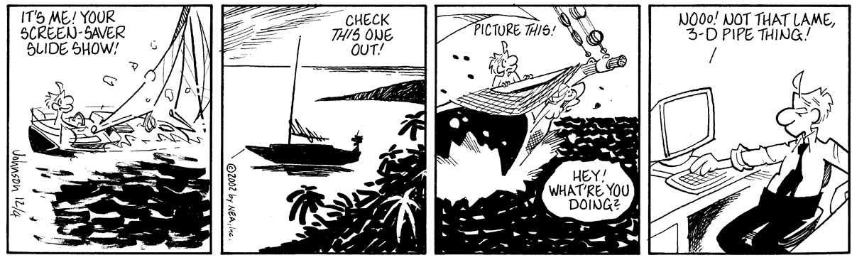 Arlo and Janis Comic Strip for December 04, 2002