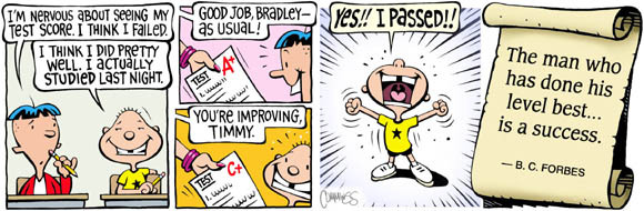 Brain Squirts Comic Strip for October 21, 2019