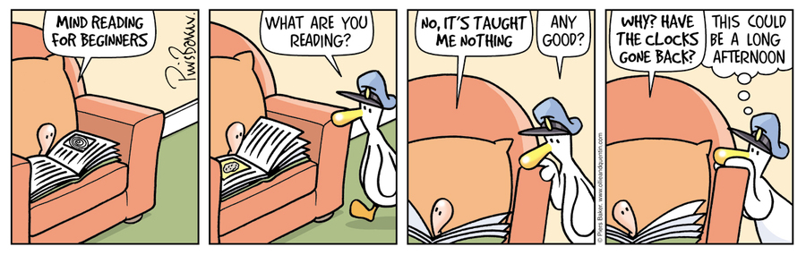 Ollie and Quentin Comic Strip for July 24, 2021