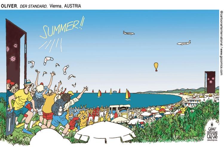 ViewsBusiness Comic Strip for June 20, 2021