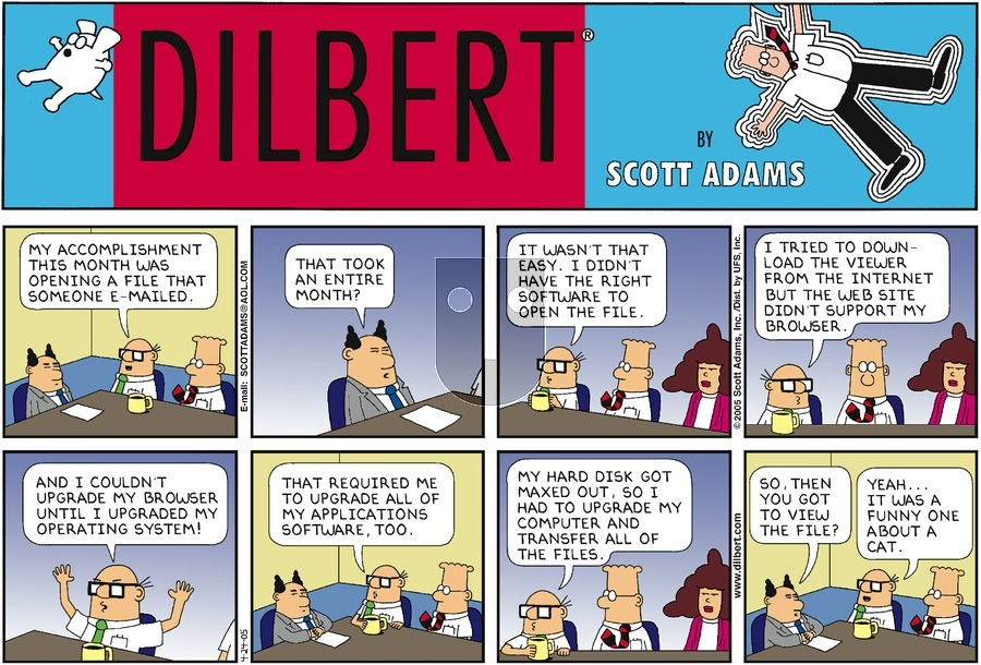 Purchase Comic Strip for 2005-04-24
