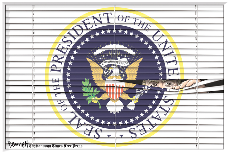 Clay Bennett by Clay Bennett for May 12, 2019