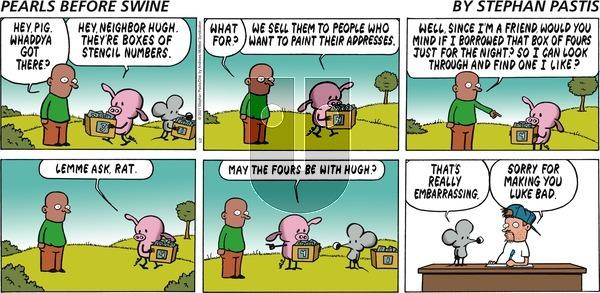 Pearls Before Swine - Sunday May 2, 2021 Comic Strip