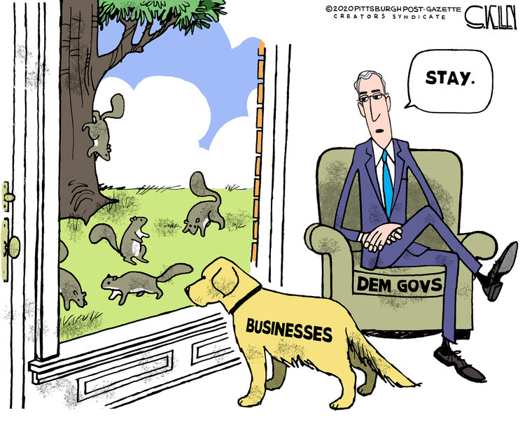 Steve Kelley by Steve Kelley on Thu, 14 May 2020