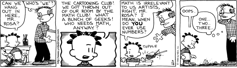Big Nate: First Class Comic Strip for September 19, 2021