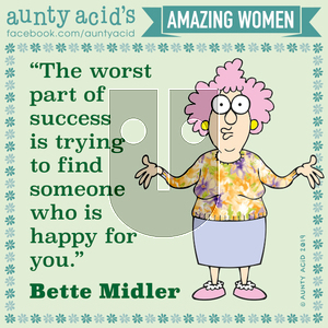Aunty Acid on Friday December 6, 2019 Comic Strip