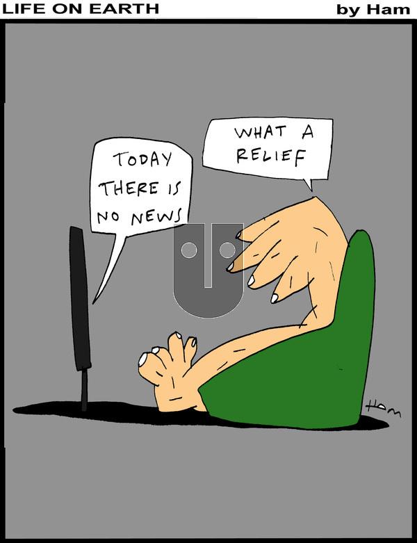 Life on Earth - Monday September 21, 2020 Comic Strip