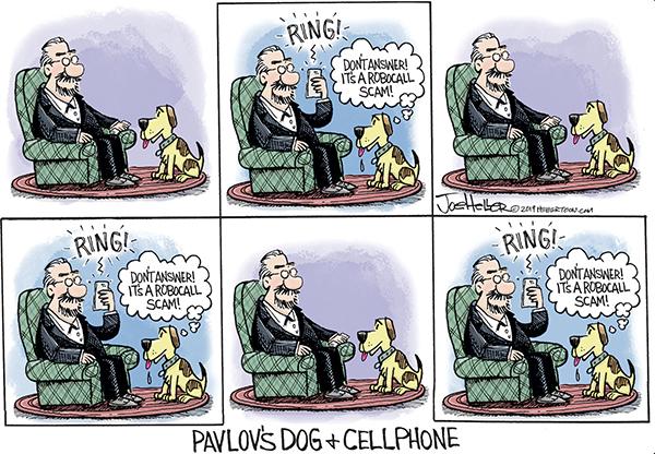 Joe Heller Comic Strip for May 03, 2019