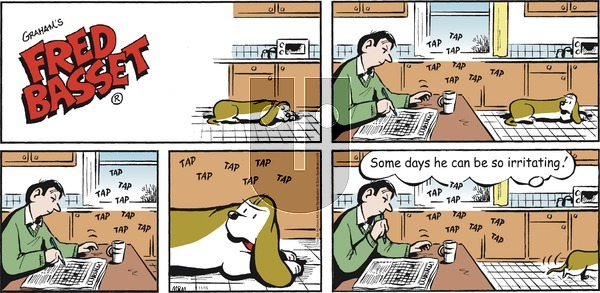 Fred Basset on Sunday November 15, 2020 Comic Strip