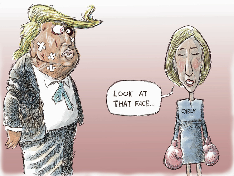 Nick Anderson for Sep 18, 2015 Comic Strip