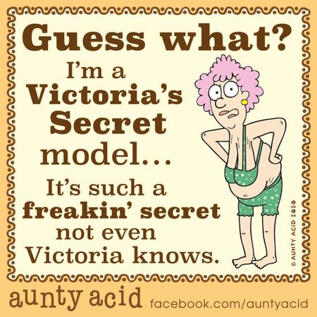 Aunty Acid Comic Strip for February 06, 2020