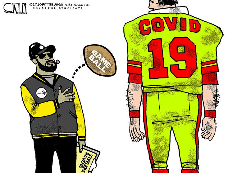 Steve Kelley Comic Strip for December 04, 2020