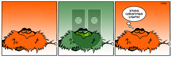 Crumb - Tuesday December 3, 2019 Comic Strip