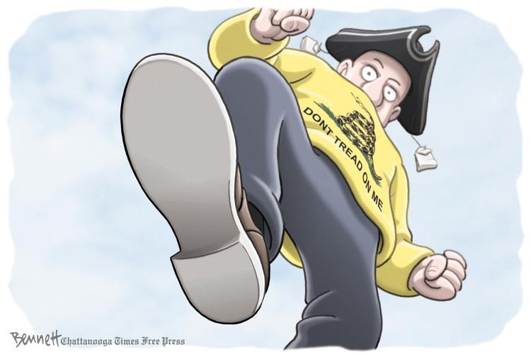 Clay Bennett for Jun 21, 2013 Comic Strip