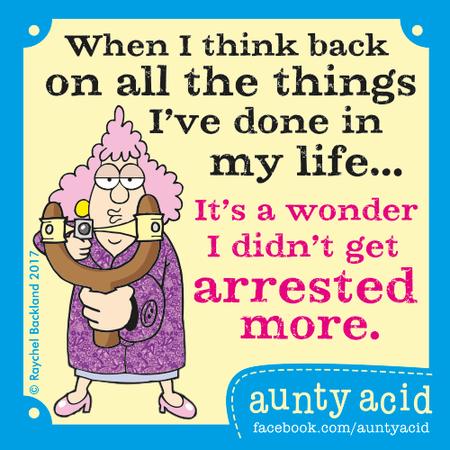 Aunty Acid for Jun 15, 2017 Comic Strip