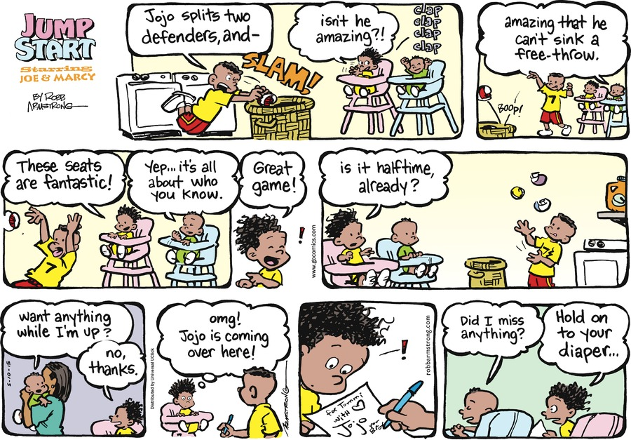 JumpStart Comic Strip for May 10, 2015