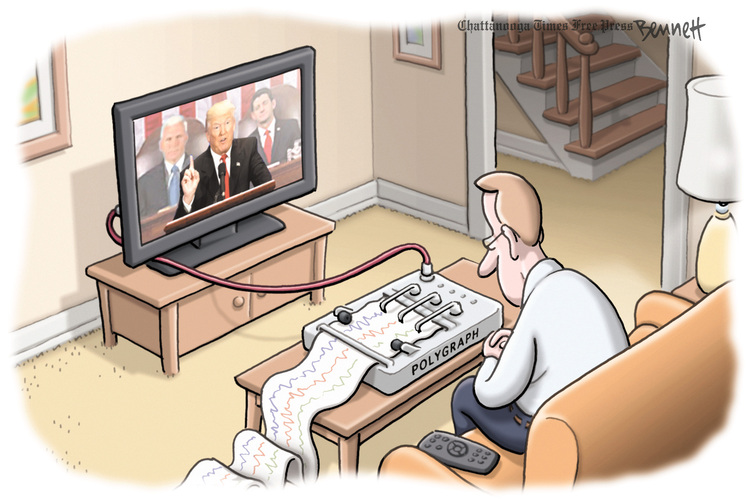 Clay Bennett Comic Strip for March 01, 2017