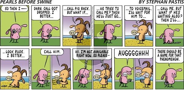 Pearls Before Swine - Sunday October 27, 2013 Comic Strip