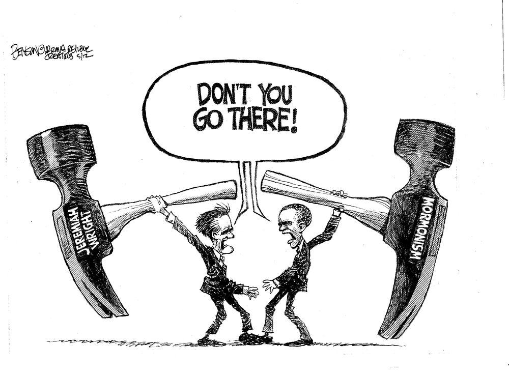 Steve Benson Comic Strip for May 20, 2012